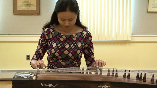 Hua Fei Hua (花非花) Ying Zhi Zhao (趙穎之)