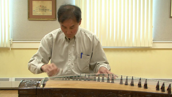 """Sessions from """"Beating the Drum on Xiang Mountain"""" (香山射鼓 選段) Kai Leung Chow (周啟良)"""