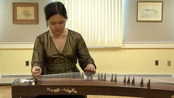 Dance of the Yao Tribe (瑤族舞曲) Amy Wang (王簫)