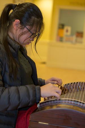 2018 Winter Guzheng Recital