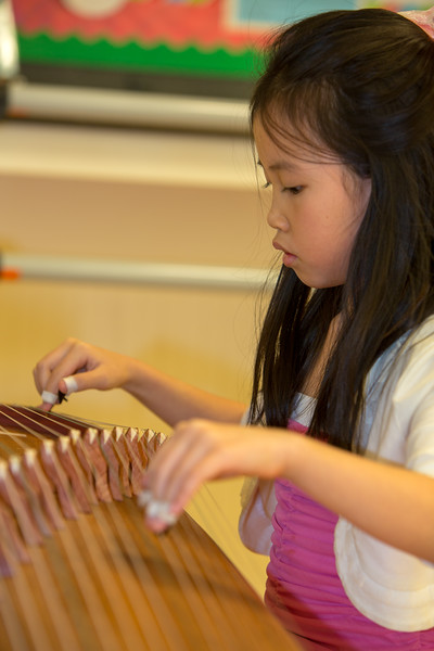 2018 Winter Guzheng Recital