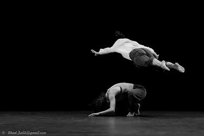 Gvanim Rehersal by Ohad Falik