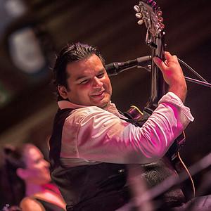 Gypsy Allstars featuring Mario Reyes & Ced Leonardi