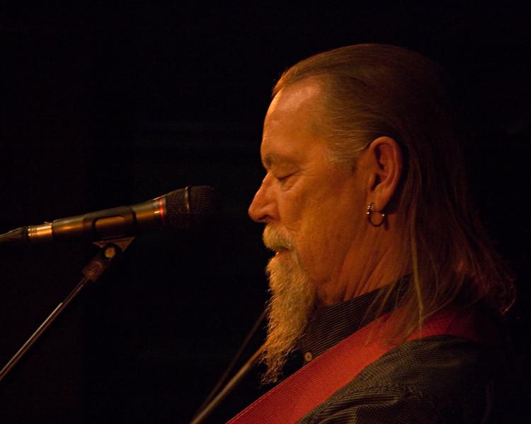 Australian Bluesman Gypsy Dave Smith
