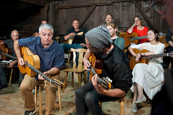 Gypsy Jazz Workshop 2019