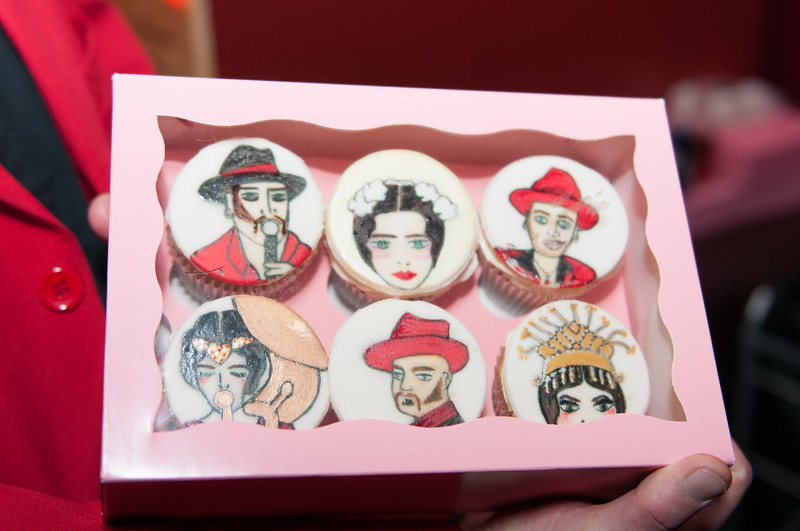 Gypsy Hotel Dec 2012<br /> Voodoo Cakes