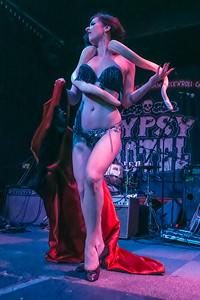 Gypsy Hotel June 2014