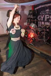 Gypsy Hotel March 2014