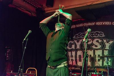 Gypsy Hotel May 2014