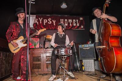 Gypsy Hotel NYE