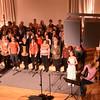 solist Amanda - Sång: Fader vår