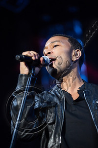 LOS ANGELES, CA - AUGUST 25:  Singer John Legend performs at Univision Radio's H2O music festival at Los Angeles Historical Park on August 25, 2012 in Los Angeles, California.  (Photo by Chelsea Lauren/WireImage)