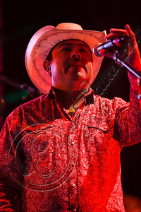 LOS ANGELES, CA - AUGUST 25:  Musician Jose Juan Hernandez of Intocable performs at Univision Radio's H2O music festival at Los Angeles Historical Park on August 25, 2012 in Los Angeles, California.  (Photo by Chelsea Lauren/WireImage)