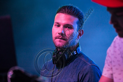 LOS ANGELES, CA - AUGUST 03:  DJ Oliver Goldstein of Oliver performs at the HARD Summer music festival at Los Angeles Historical Park on August 3, 2012 in Los Angeles, California.  (Photo by Chelsea Lauren/WireImage)