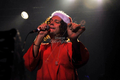 Tim DeLaughter , The Polyphonic Spree, HE 2008.