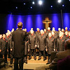 The Harmony Hawks Gospel Concert was held Friday,  Nov. 1, 2013 at the New Covenant Bible Church,