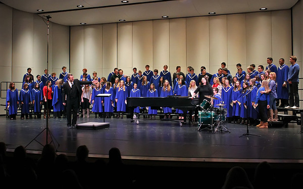 HHS Choir (December 2012)
