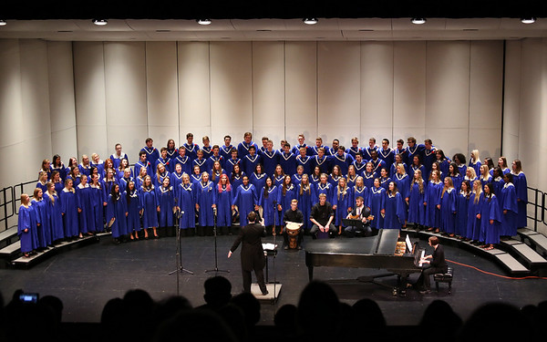 HHS Choir (May 28)