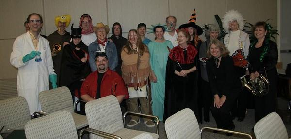 HPSO Concert October 31, 2005