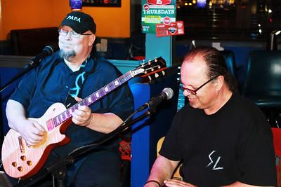 Steve Ingle and Lance Daniels
