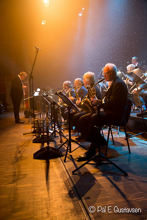 Jubileumskonsert 25 okt 2015 Halden Storband 55 år