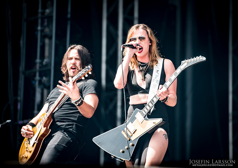 Halestorm - Sweden Rock 2016