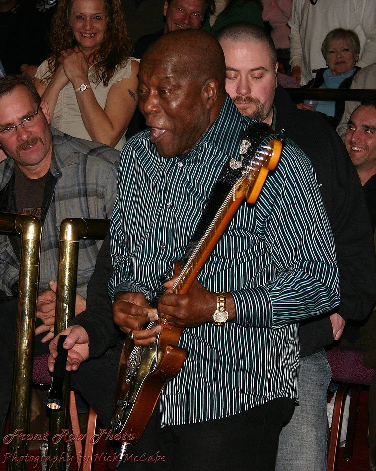 """Buddy Guy - 2005 <a href=""""http://rockhall.com/inductees/buddy-guy/"""">Buddy Guy: inducted in 2005at RockHall.com</a>"""