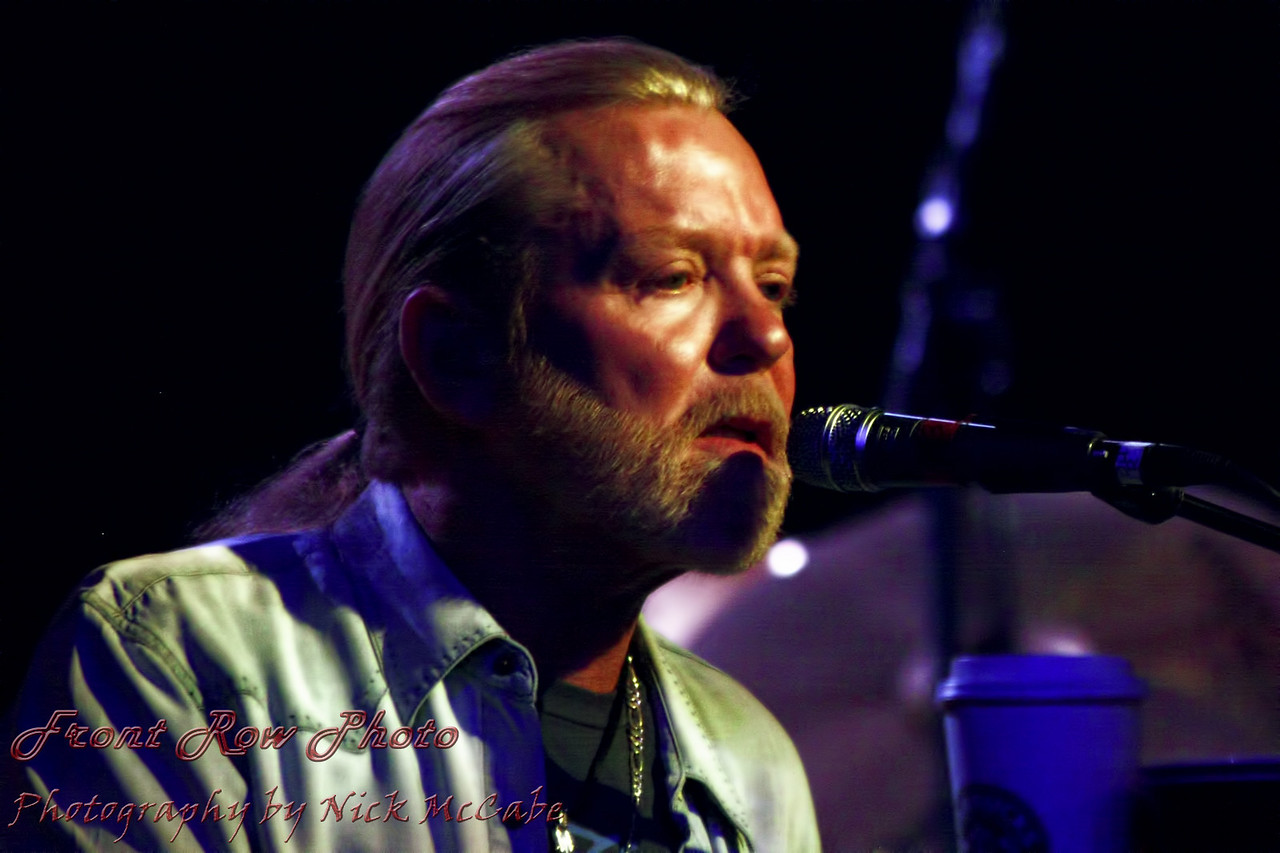 """Greg Allman - 1995 Inducted as a member of The Allman Brothers Band <a href=""""http://rockhall.com/inductees/the-allman-brothers-band/"""">The Allman Brothers Band: inducted in 1995at RockHall.com</a>"""