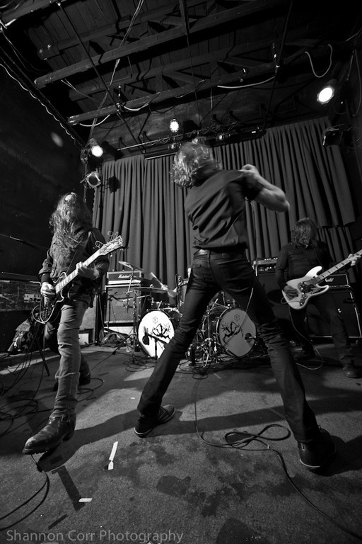 Hammers of Misfortune @ The Uptown /1/21/12