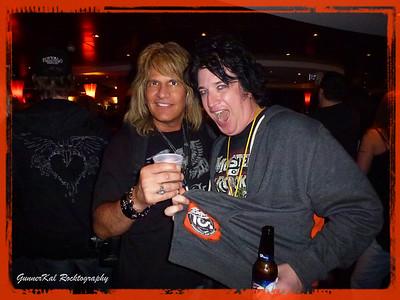 Izzy Presley; DJ at Rockin' 101 in Minnesota.
