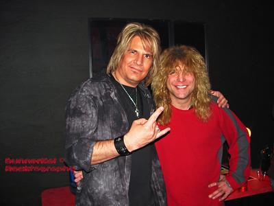 Steven Adler - drummer (Guns N Roses, Adler's Appetite, Celebrity Rehab).