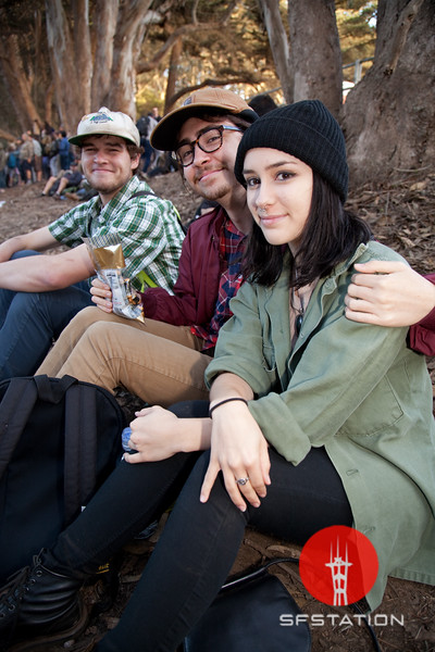 Hardly Strictly Bluegrass Festival 2015 - Day 2, Oct 3, 2015 in Golden Gate Park