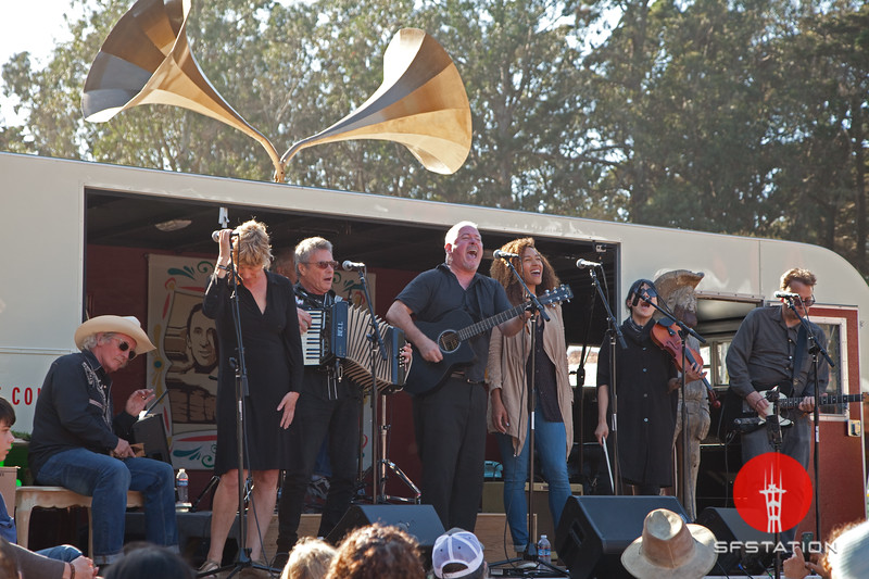 Hardly Strictly Bluegrass Festival 2015 - Day 3, Oct 4, 2015 in Golden Gate Park