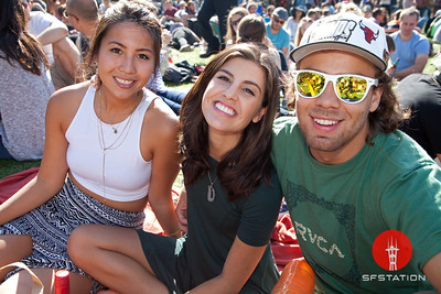Hardly Strictly Bluegrass Festival 2015 - Day 3