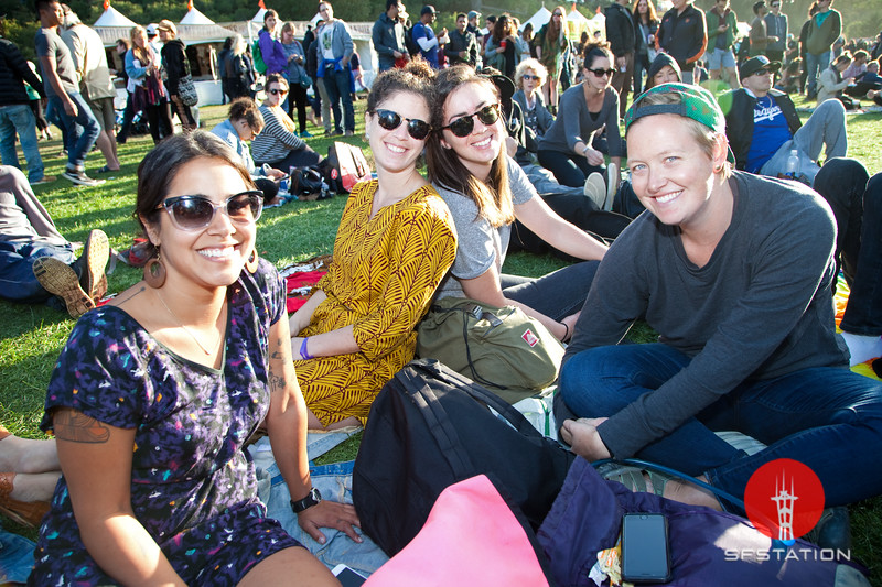 Hardly Strictly Bluegrass 2016 - Day 3 Oct 2, 2016 at Golden Gate Park