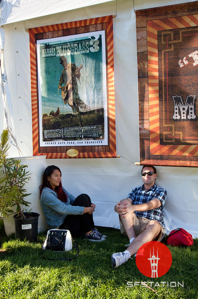 Hardly Strictly Bluegrass 2016 - Day 2 Oct 1, 2016 at Golden Gate Park