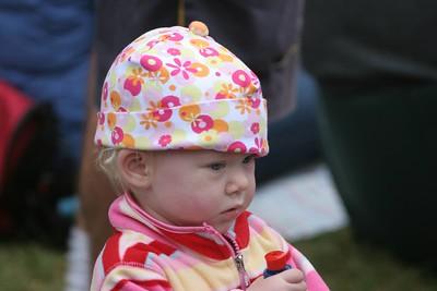 Random Baby. Cute outfit.