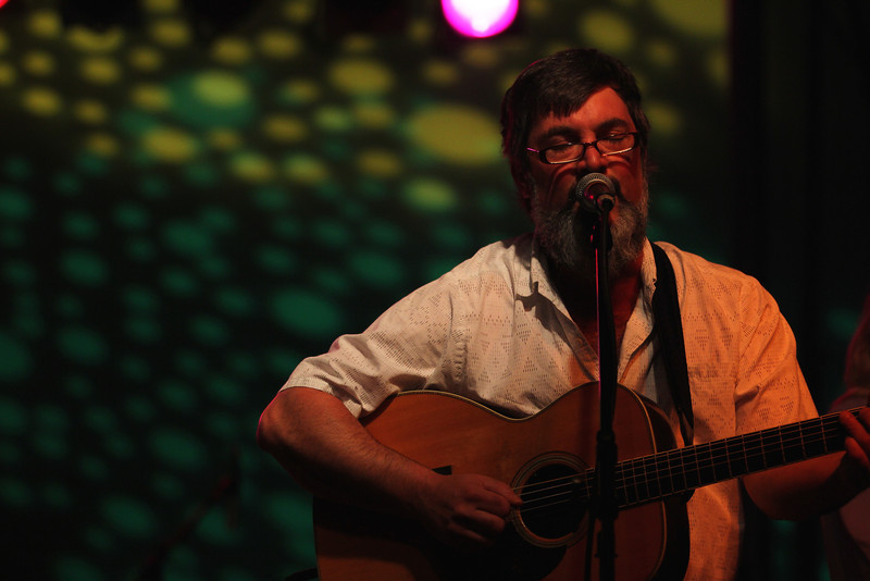 Larry Keel & Natural Bridge 1