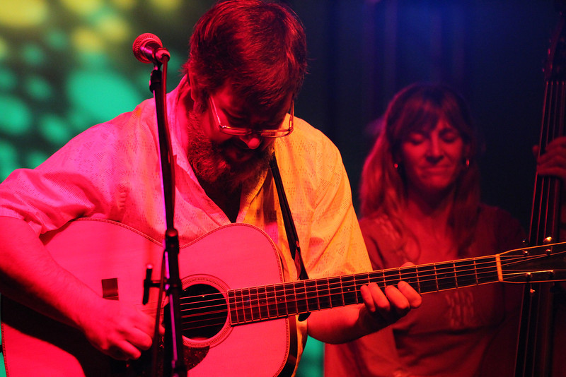 Larry Keel & Natural Bridge