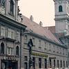 Taborstrasse, Kirche der barmherzlichen Brüder. Organist 1755-58