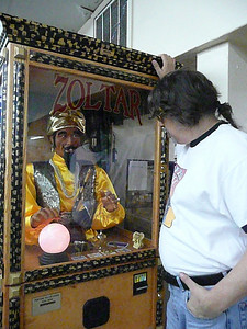 """""""A big o'l wind's gonna come,"""" says Zoltar."""