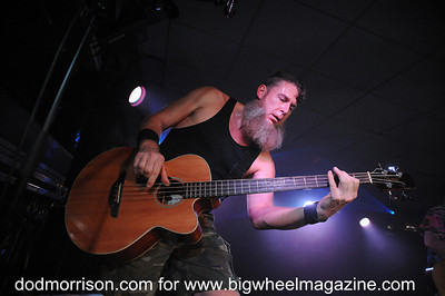 Hayseed Dixie - at The Lemon Tree - Aberdeen, UK - November 15, 2013