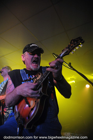 Hayseed Dixie - at The Lemon Tree - Aberdeen, UK - November 15, 2013