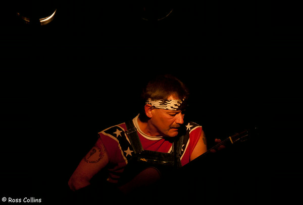 Hayseed Dixie at Indigo Bar