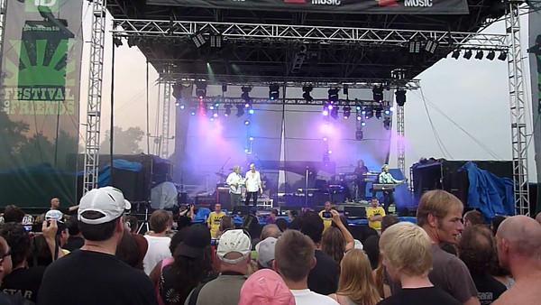 SAGA & Helix & The Reason at Festival of Friends in Hamilton Ontario 2011