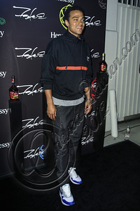 LOS ANGELES, CA - AUGUST 01:  Actor Jesse Williams arrives at Hennessy's unveiling of a limited edition bottle designed by street artist Futura at Milk Studios on August 1, 2012 in Los Angeles, California.  (Photo by Chelsea Lauren/WireImage)