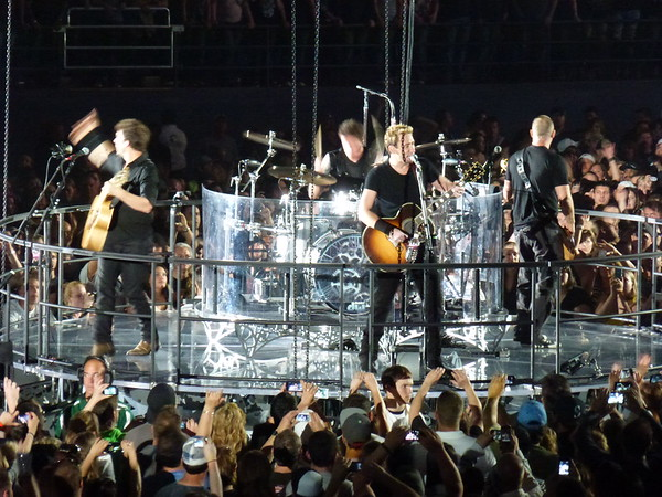 NICKELBACK Here & Now Tour with Bush, Seether, My Darkest Days at Tacoma Dome