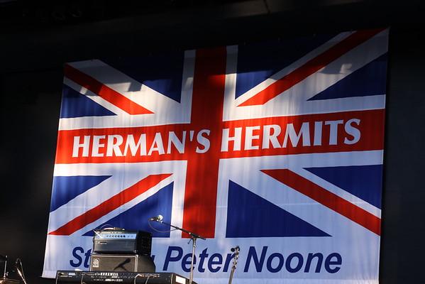 Herman's Hermits Orem 2014