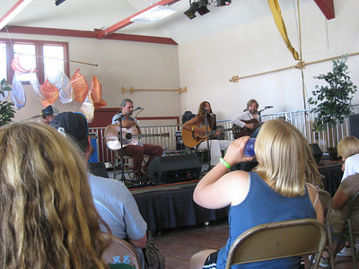 High Sierra Music Fest (2008) - Fire Dancers