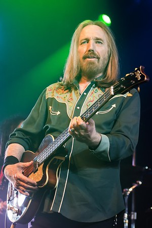 TOM PETTY WITH MUDCRUTCH AT THE FILLMORE IN  PHILLY